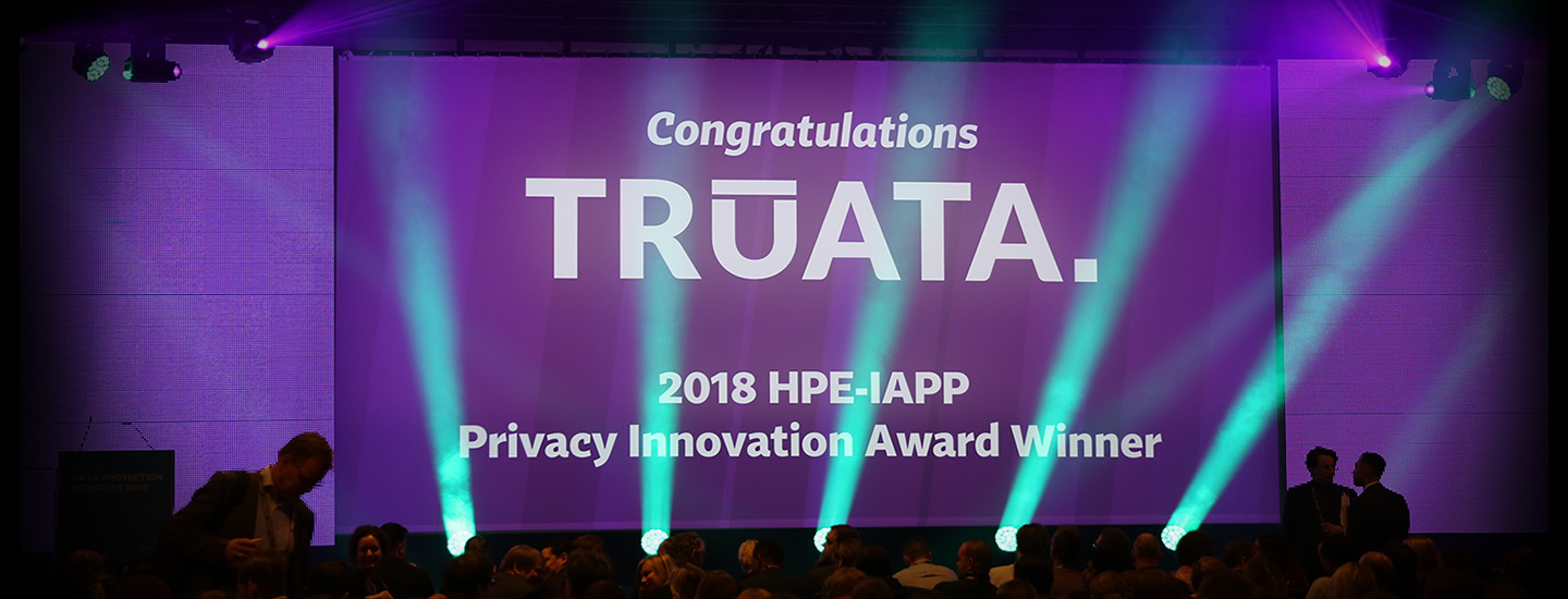 Trūata Wins Prestigious International Privacy Innovation Award