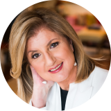 Arianna Huffington, Founder of The Huffington Post, Founder and CEO of Thrive Global