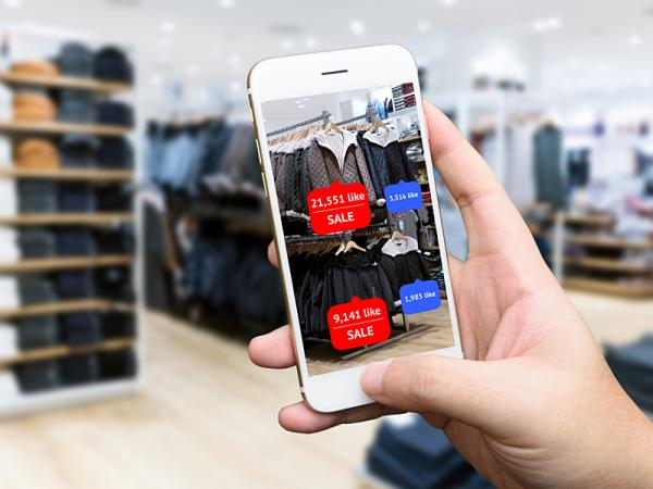 5 topics nrf augmented reality ar marketing retail