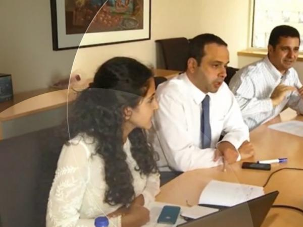 client video - bank of egypt
