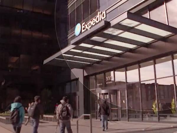 client video - expedia